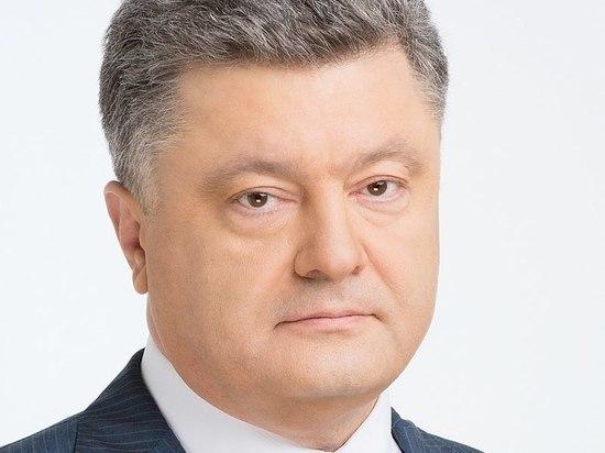 Порошенко: Россия не может участвовать в миротворческой миссии на Украине