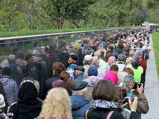Открылся крупнейший в России мемориал жертвам сталинских репрессий