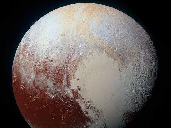 Раскрыта тайна загадочных ледяных башен на Плутоне