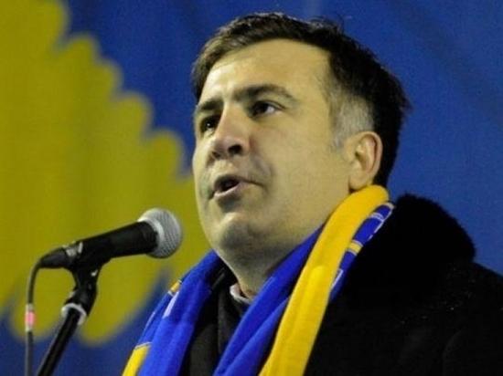 Саакашвили позлорадствовал поповоду взрыва склада боеприпасов под Винницей