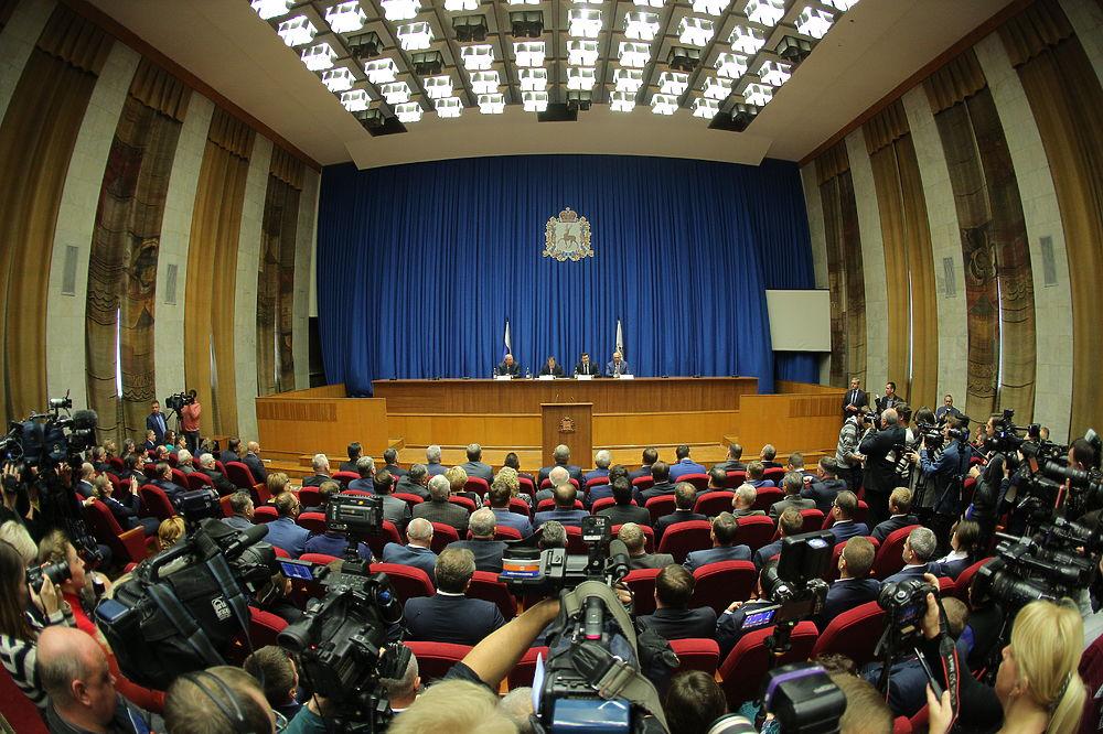 ВРИО губернатора Нижегородской области представлен нижегородцам