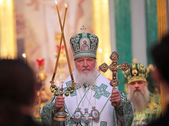 Патриарх Кирилл прибыл вУзбекистан софициальным визитом