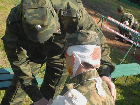 Солдат, расстрелявший сослуживцев наполигоне вАмурской области, убит при задержании