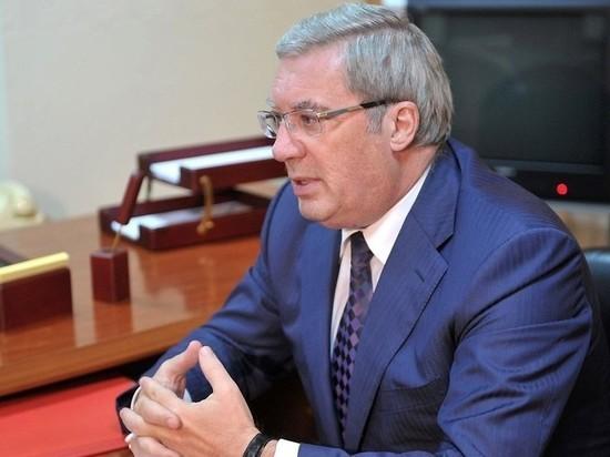 Губернатор Красноярского края Толоконский простился иушел вотставку