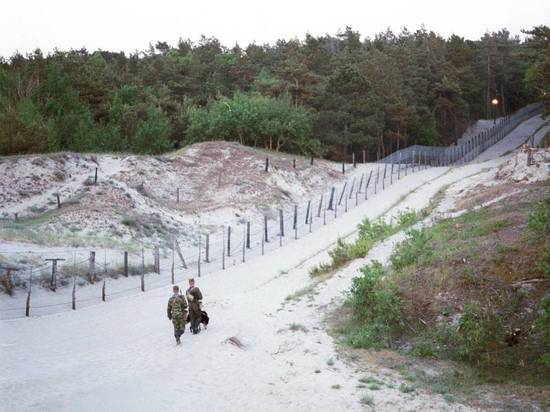 ФСБ: убийцы курского пограничника пробирались на Украину