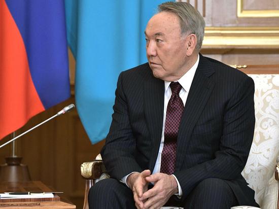 Незаменимый Назарбаев
