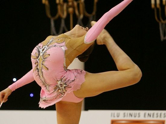 Детская гимнастика оренбург