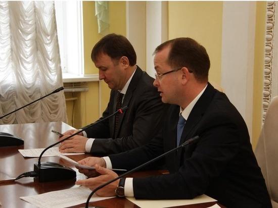 В администрации Рязани появился новый начальник управления энергетики и ЖКХ