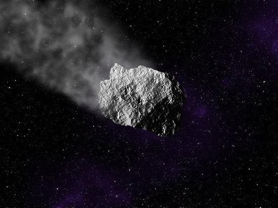 Астероид размером савтобус пролетел рядом сЗемлей