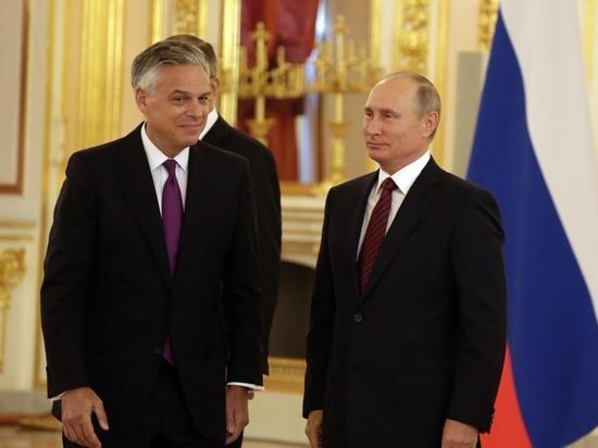 Новый посол США в РФ уже в столице иготов работать