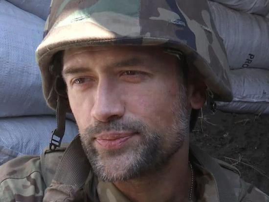 Актёр Пашинин объявил , что учавствует  вразработке секретной операции вДонбассе