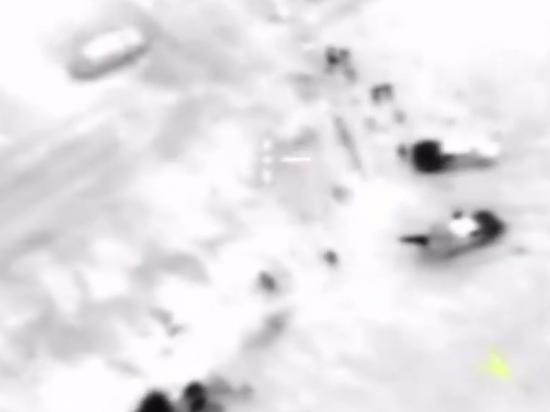 Российский авиаудар в Сирии: лидер террористов остался без руки