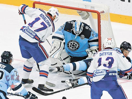 Главные события сентября в КХЛ