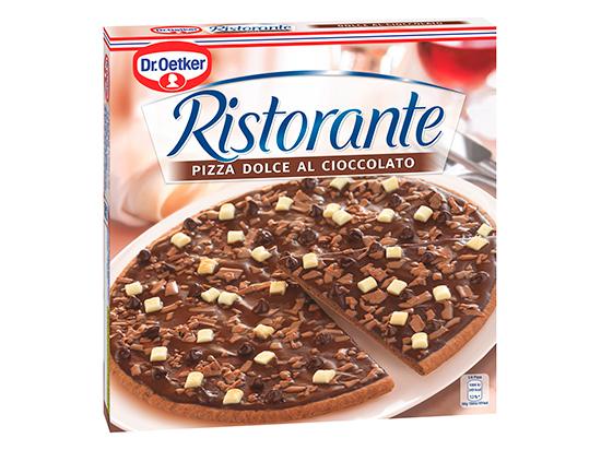 Пицца… на десерт