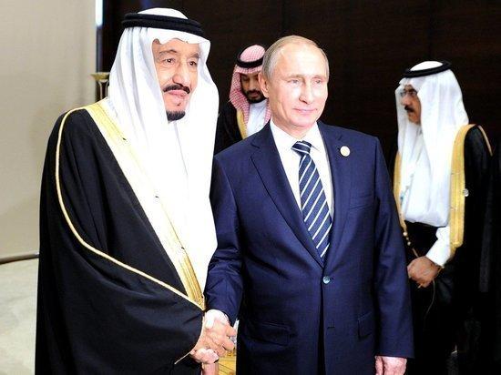 РФ подготовила для Саудовской Аравии оружейный контракт на $3 млрд