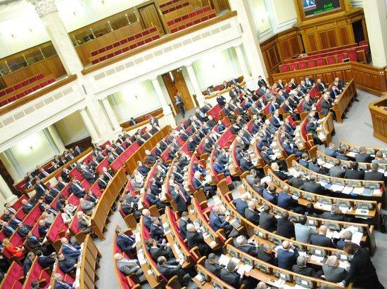 Народные избранники Рады во 2-ой раз подрались из-за Донбасса