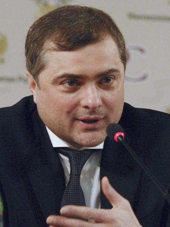 """Сурков приоткрыл завесу """"тайных"""" переговоров с Волкером по Донбассу"""