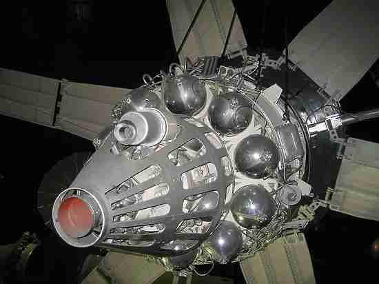 Станция США предупредила о грядущем падении на Землю советского спутника