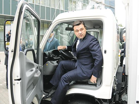 «Дочка» Тойоты будет делать грузовики в Химках