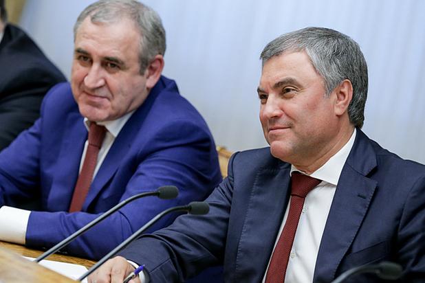 Неверов и Турчак: «Единая Россия» тасует проверенные кадры