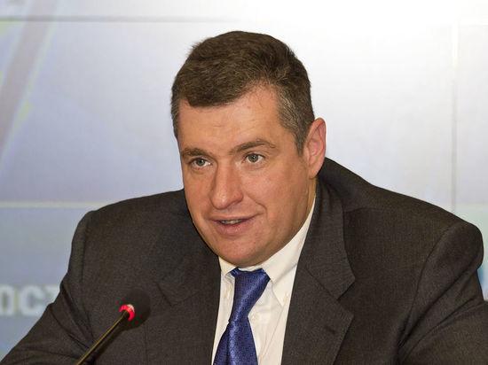 Депутат Слуцкий раскритиковал предложение выплатить Украине компенсацию за Крым