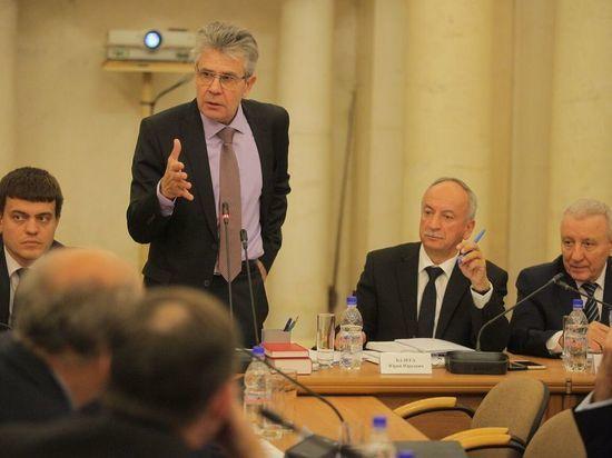 Первые решения нового президента РАН не поддержал только один академик
