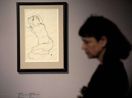Выставка Климта и Шиле: разница между искусством и непристойностью