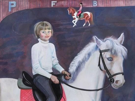 На Пречистенке открылась выставка работ театрального художника Елены Качелаевой