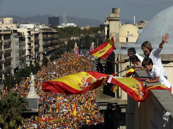 Независимость Каталонии станет крахом Европы: отколоться могут даже Канарские острова