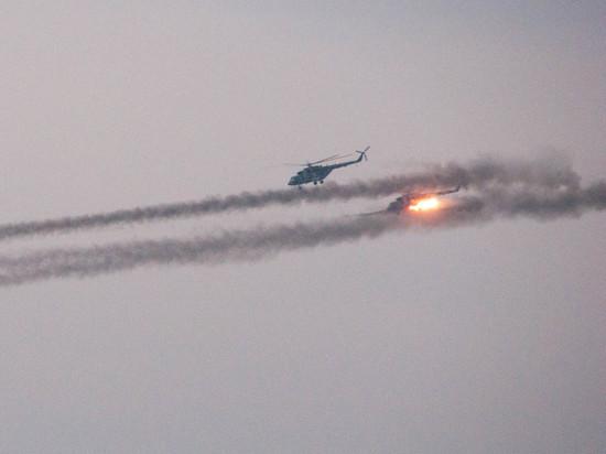 Российские военные обучили сербов уничтожать террористов с воздуха