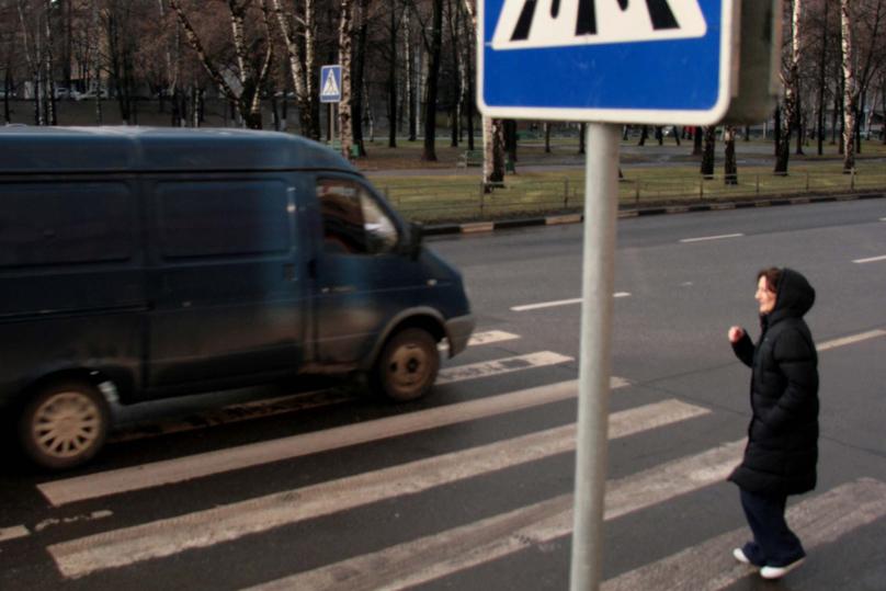 меры наказания за сбитого пешехода нет