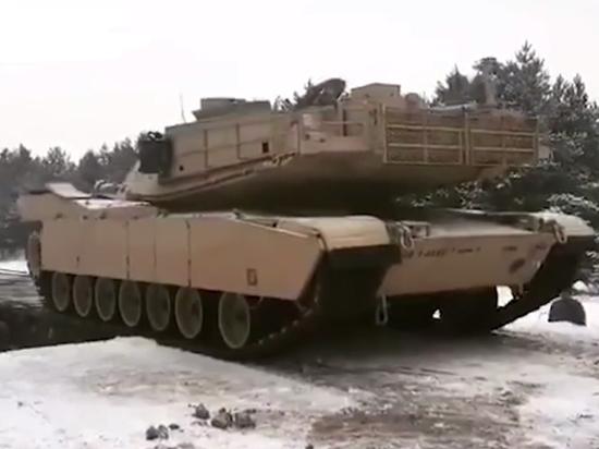 Танки США у границ России: какие меры предпримет Совминобороны СНГ
