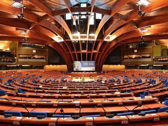 Киев хочет засудить Россию за неуплату взносов в ПАСЕ