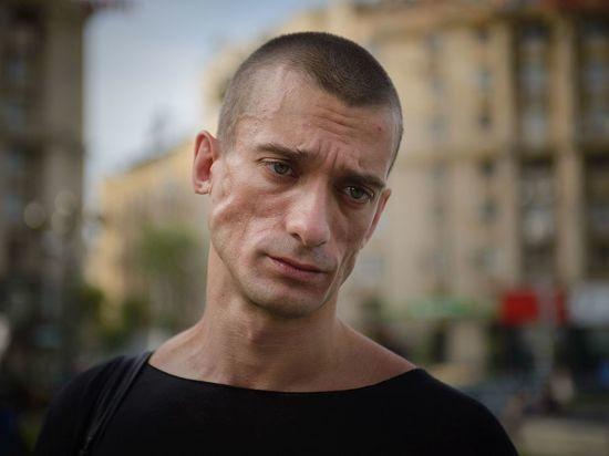 Российский художник Павленский арестован вПариже заподжог Банка Франции