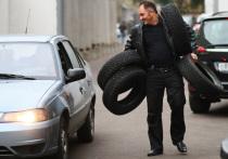 Московским водителям посоветовали «переобуть» свои автомобили на зимнюю резину