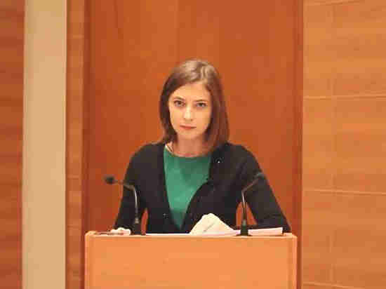 Эксперт по лжи разобрал поведение Поклонской в видеообращении к Чайке