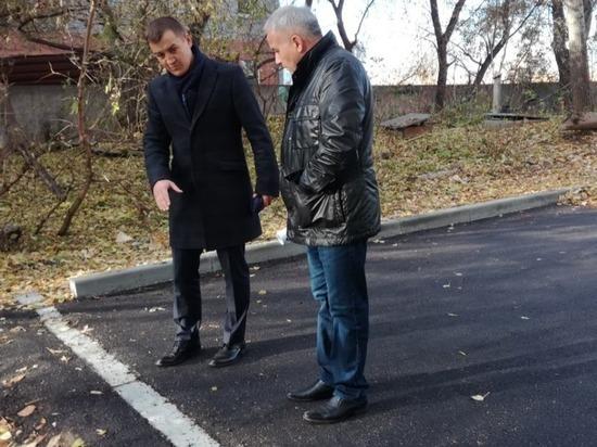В Новосибирске завершают работы по проекту «Комфортная городская среда»
