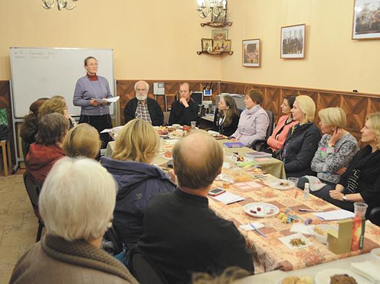 В России стали популярными православные общества трезвости