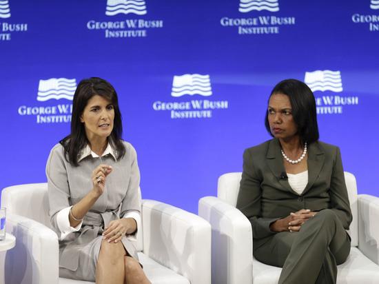 Хейли обвинила Российскую Федерацию в«военных действиях» против США в 2016