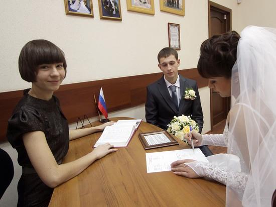 ЗАГСы столицы будут женить нановогодних каникулах