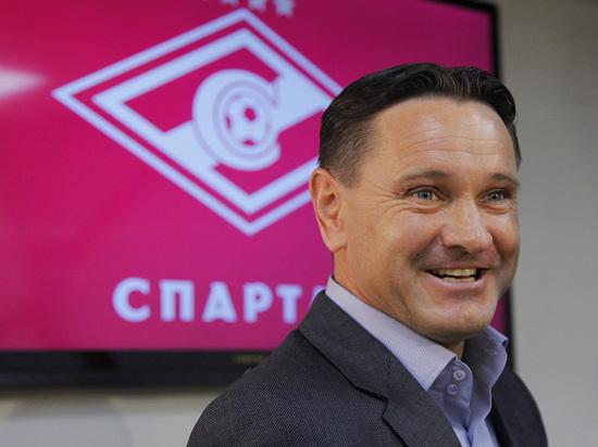 Аленичев пожелал «Спартаку» удачи: болельщики соскучились по Лиге чемпионов