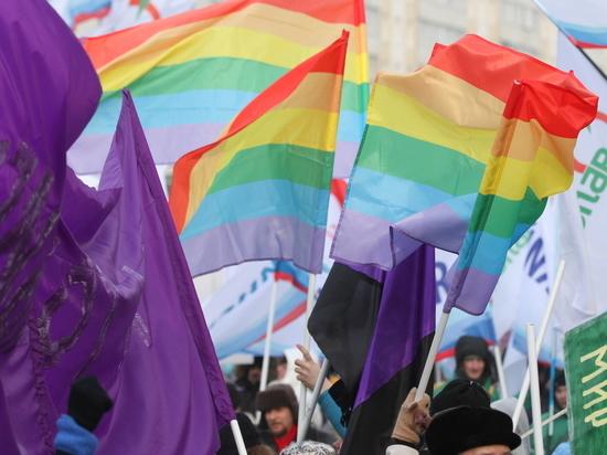 МВД предложило ввести уголовную ответственность запропаганду гомосексуализма
