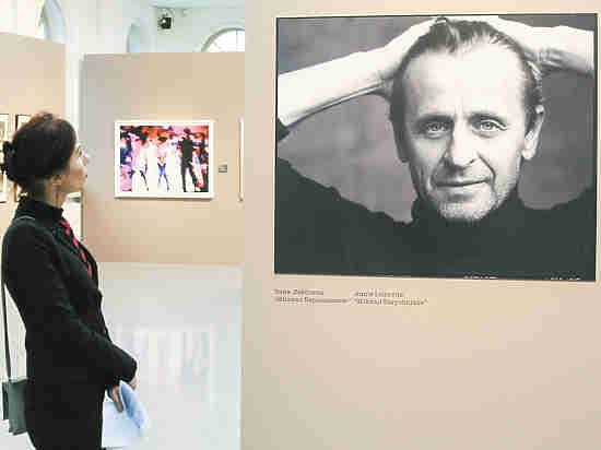 Показанные в Москве фотографии Михаила Барышникова произвели странное впечатление