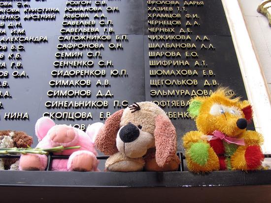 В РФ вспомнят жертв теракта наДубровке