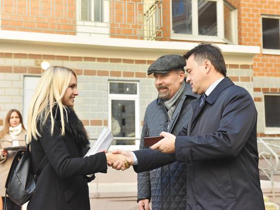 Воробьев подчеркнул значимость закона оФонде долевого возведения