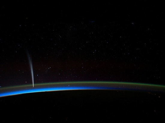 В солнечную систему впервые залетела комета: астрономы удивлены