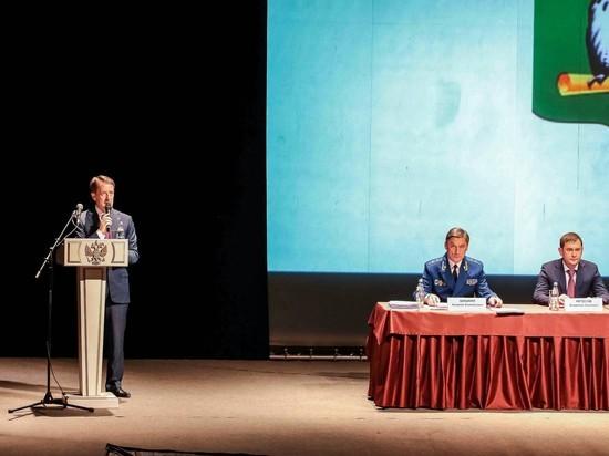 Глава региона принял участие в собрании ассоциации «Совет муниципальных образований Воронежской области»