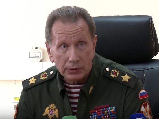 Глава Росгвардии: расстрелявшего сослуживцев в Чечне офицера пытались уволить
