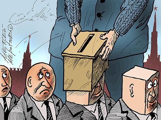 Либералы слили выборы Путину