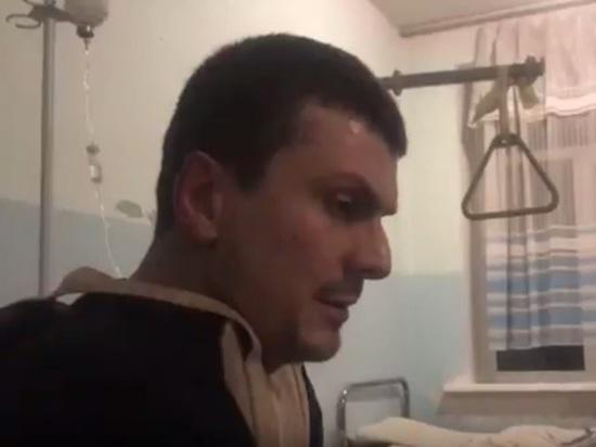 Покушавшийся на В.Путина Осмаев поведал подробности смерти собственной супруги